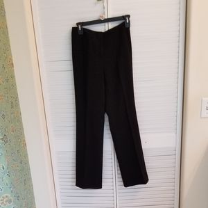 Ann Taylor fully lined dress pant black color